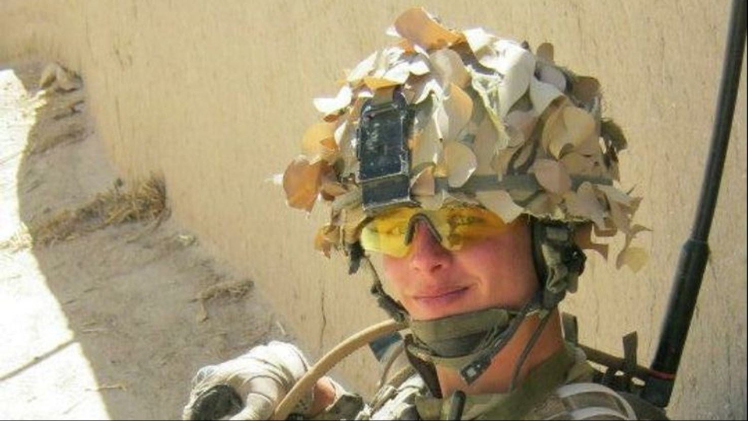 Lincolnshire soldier fighting for his life