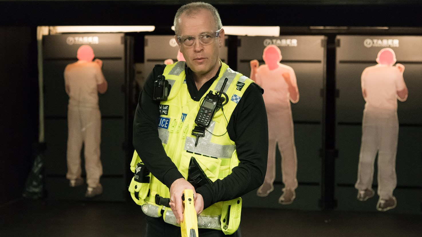New latest generation tasers are being introduced in Lincolnshire