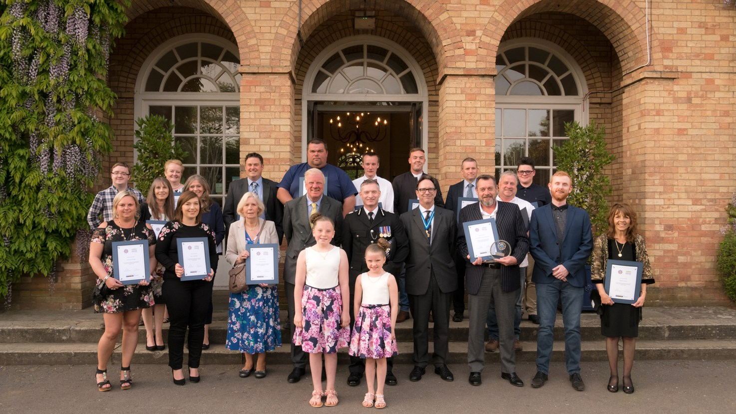 Lincolnshire's Snow Heroes Recognised at Awards Ceremony